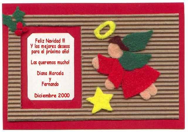 Feliz navidad - Como hacer una felicitacion de navidad original ...